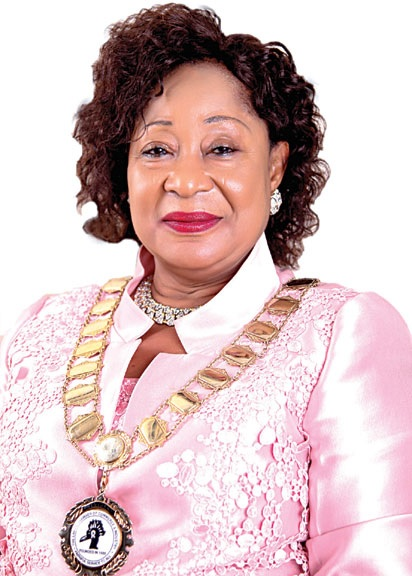 Chief Mrs. Nike Akande Wins Vanguard Award