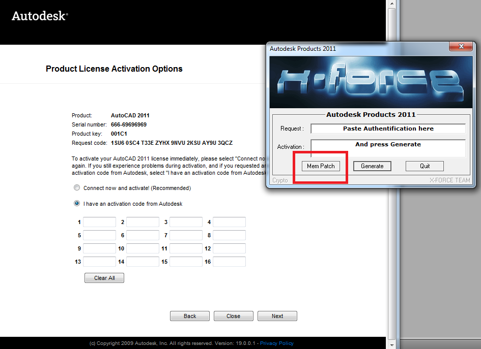 activation keygen autocad 2007