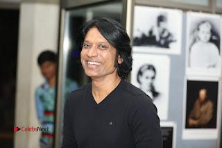 Iraivi Team Pos at 14th Chennai International Film Festival Event  0009.jpg