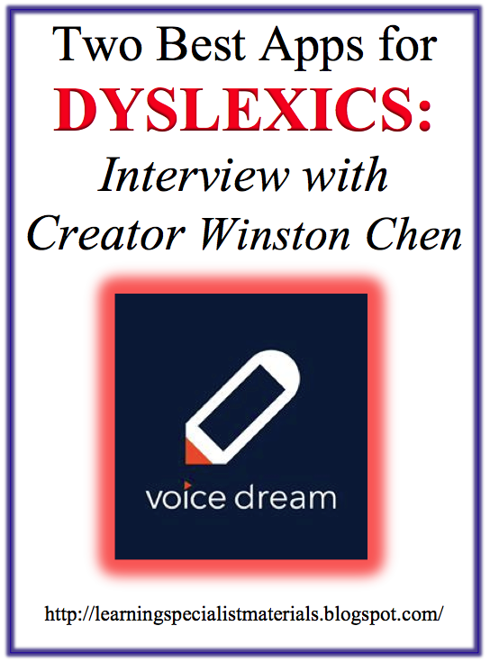Best apps for dyslexics