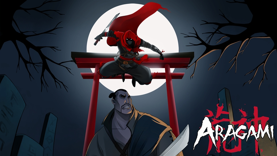 Aragami PC Game Free Download Poster
