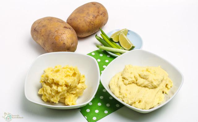 Stampf oder Brei? Ein Kartoffel viele Möglichkeiten