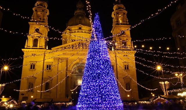 Węgry Boże Narodzenie