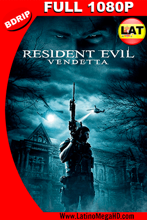 Resident Evil: Vendetta (2017) Latino FULL HD BDRIP 1080P ()