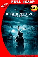 Resident Evil: Vendetta (2017) Latino FULL HD BDRIP 1080P - 2017