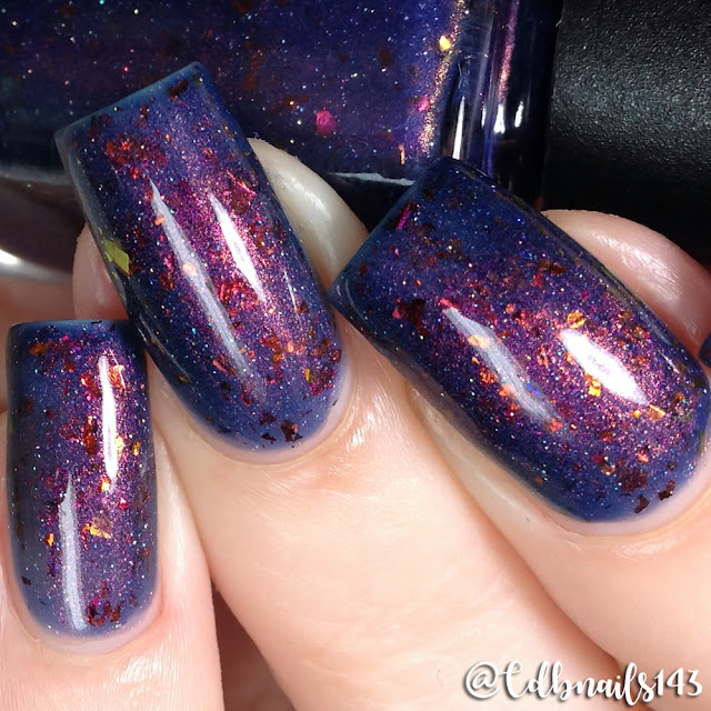 Lollipop Posse Lacquer-Nothing Ends