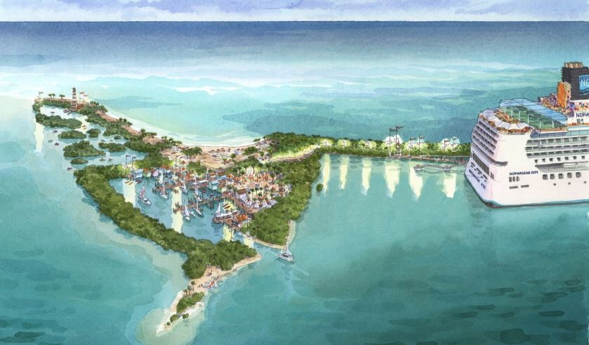 Norwegian Delays Harvest Caye Opening