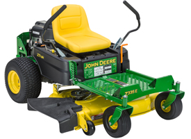 john deere z525e reviews