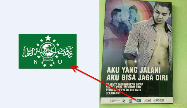 Logo NU Jadi Sponsor Iklan #LGBT, PBNU: Itu Melecehkan