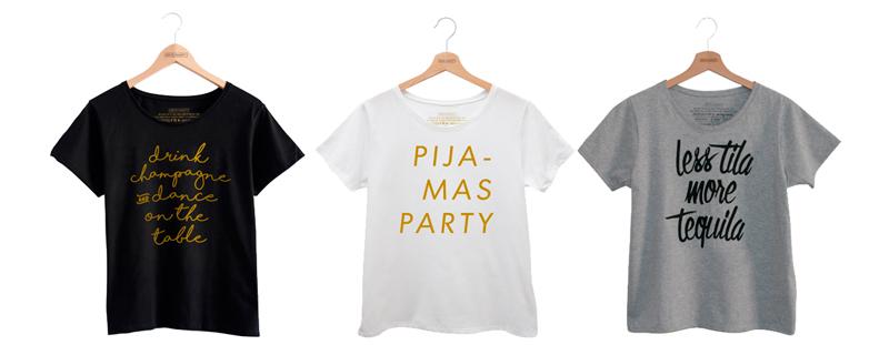 Camisetas y sudaderas para disfrutonas de la vida