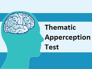Thematic Apperception Test (TAT) ?