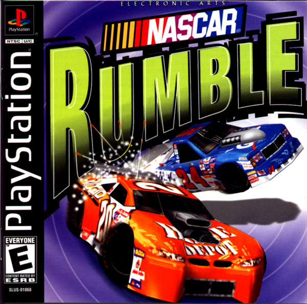Nascar Rumble PS1 ISO ~ Downloadgamegratis18.com