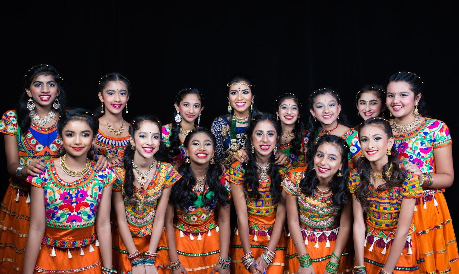 girls group, dandiya, friendship, fun, teenage