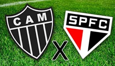 Horário do jogo  Atlético - MG x São Paulo na Globo - 11/10/2017