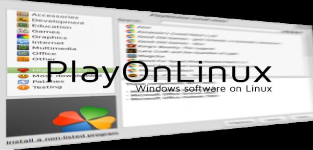 Como instalar o PlayOnLinux no Archlinux, Debian, Fedora, Frugalware, Ubuntu e outros, confira!