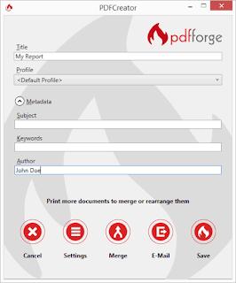 تحميل, برنامج, انشاء, ملفات, بى, دى, اف, PDFCreator, اخر, اصدار