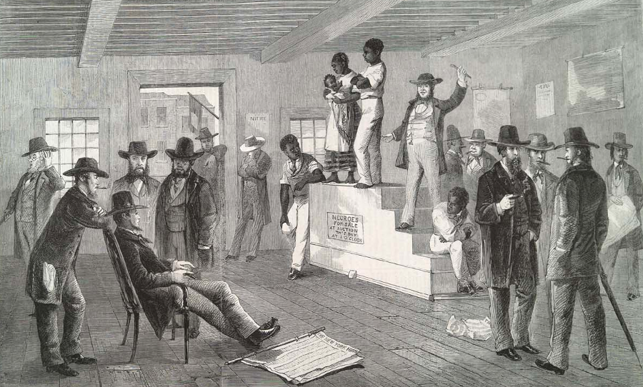 slavery and liberty profit vs Thomas jefferson: liberty & slavery the profits from slave-based agriculture made his parents' household and lifestyle, and his education and exposure to the colonial capital of williamsburg, possible though jefferson came to abhor slavery.