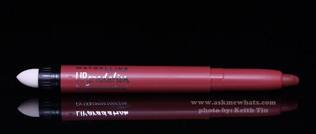 a photo of Maybelline LIPgradation shade Mauve1