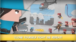 Download Clone Armies v4.4.7 Apk Mod (Unlimited Coins) Android 2019