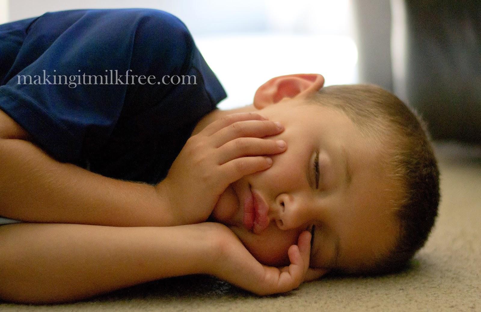 #sleeping #boy