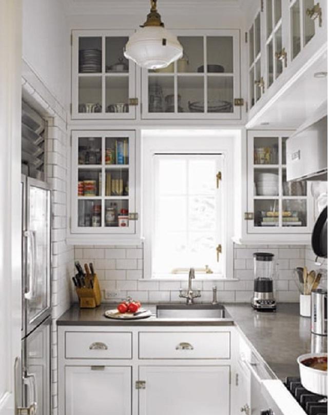 Trang trí tủ phòng bếp