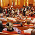 Must Read! Hide And Seek Game Begins In National Assembly As APC Lawmakers Storm Senate To Stop PDP From Holding Exclusive Plenary