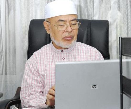 Latar diri Datuk Dr Haron Din