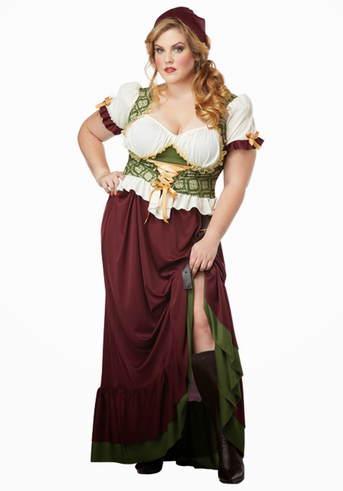 Plus Size Womens Costumes 4X