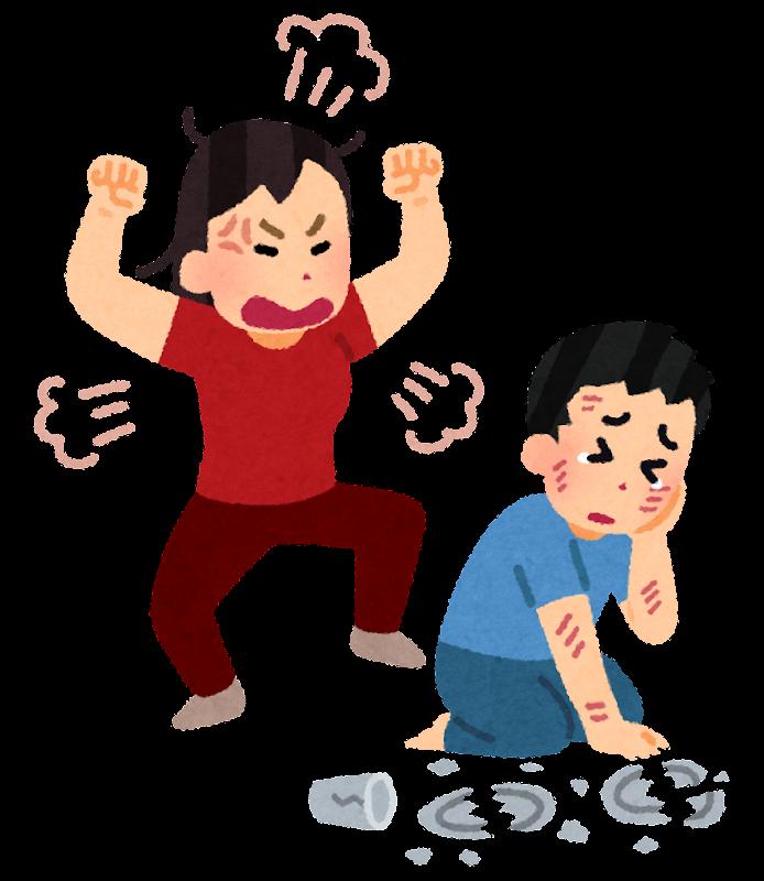 「いらすとや 暴力」の画像検索結果