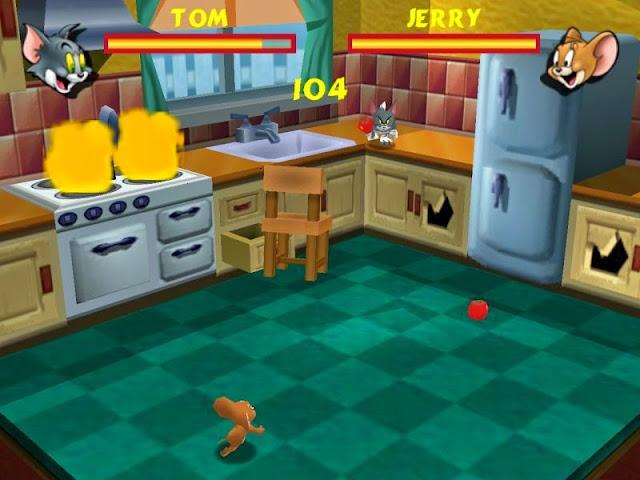 لعبة Tom and Jerry 2017 للكمبيوتر