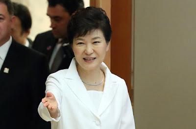 冰公主朴槿惠:不廢除不適用的法律,也是犯罪行為