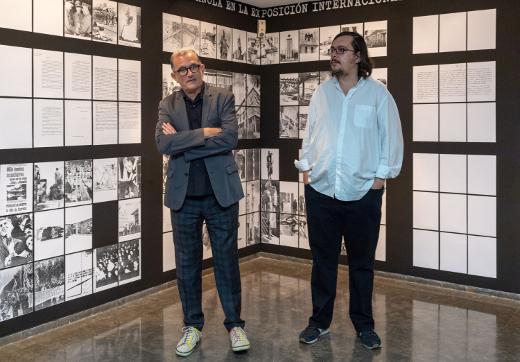 El IVAM se acerca a su 30 aniversario recordando la Bienal de Venecia de 1976