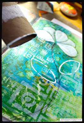 Jessica Sporn: Household Items and StencilGirl Stencils