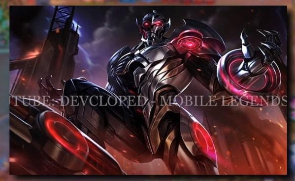 New Legendary Gord Skin: Conqueror