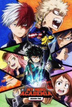 Boku no Hero Academia 2ª Temporada Torrent - WEB-DL 720p Legendado
