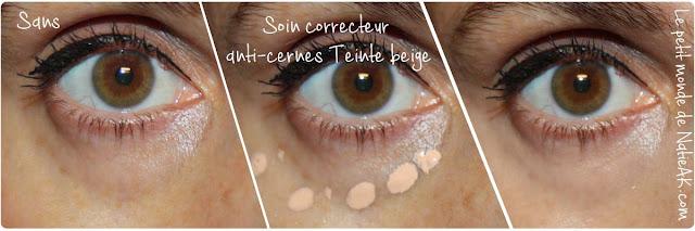 soin correcteur anti-cernes teinte beige Embryolisse
