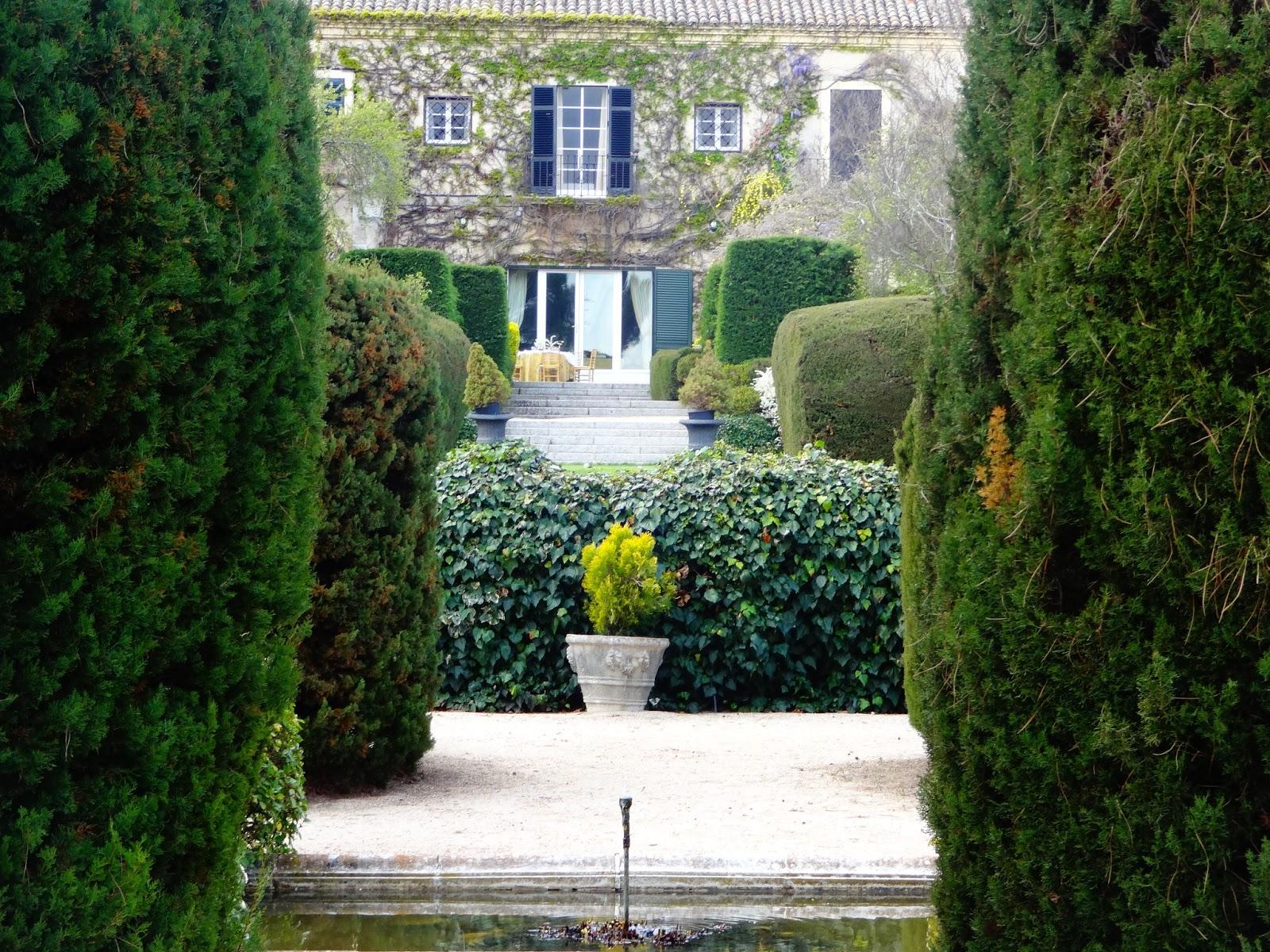 hortibus palais et jardins prives autour de madrid. Black Bedroom Furniture Sets. Home Design Ideas