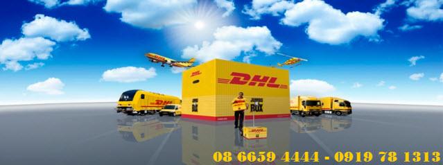 Dịch vụ chuyển phát nhanh quốc tế DHL Việt Nam | Max sài gòn