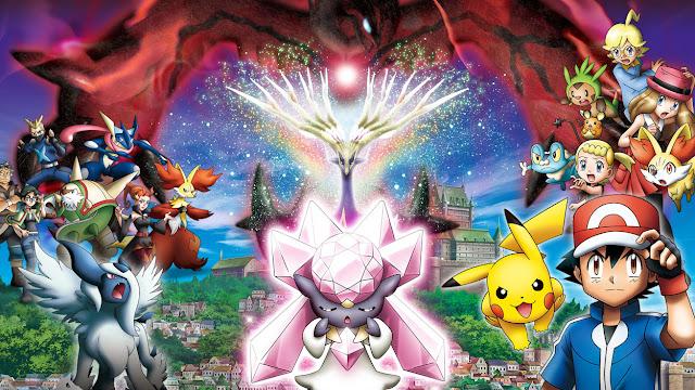 Pokémon XY: Expediciones en kalos (44/44) (100MB) (HDL) (Latino) (Mega)