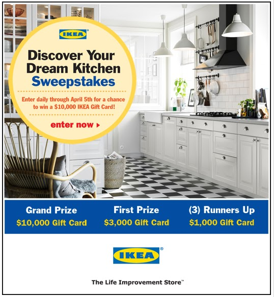 Kitchen Sweepstakes: Coupon STL: Discover Your Dream Kitchen Sweepstakes