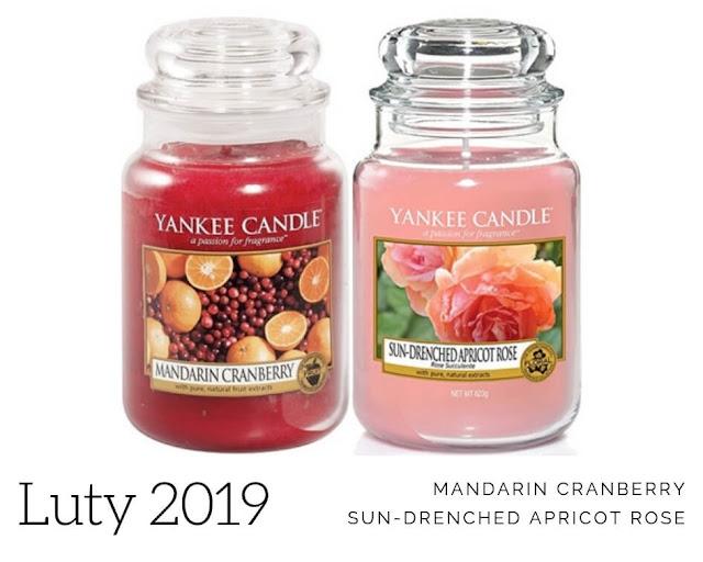 zapach miesiąca yankee candle luty 2019