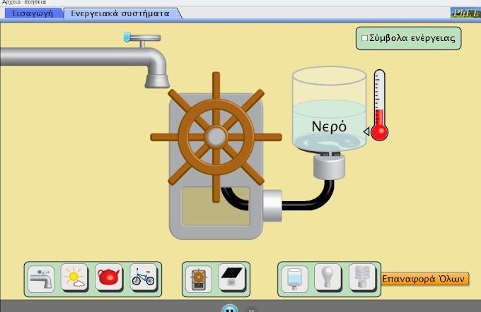 PhET: Διαδραστικές προσομοιώσεις φυσικών φαινομένων (Καταπληκτικό εκπαιδευτικό εργαλείο)