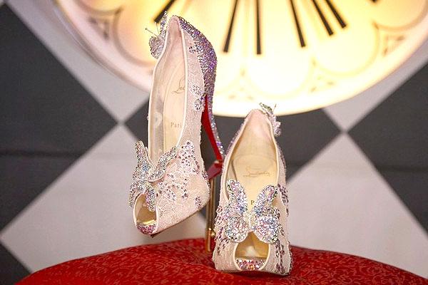 Christian Louboutin Cinderella Shoes Price
