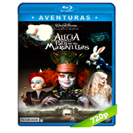 Alicia en el país de las maravillas (2010) BRRip 720p Audio Dual Latino-Ingles