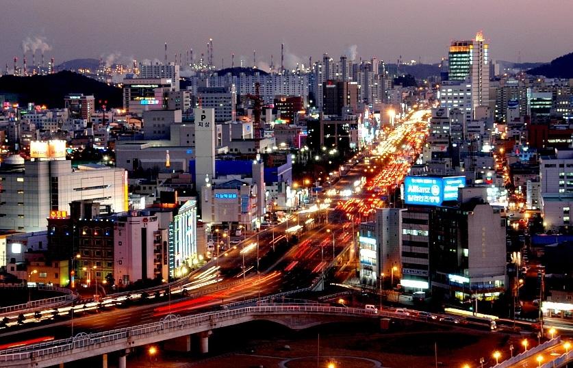 The Futuristic Smart City
