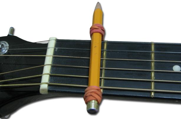 Capo Gitar