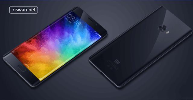 6 Hp Xiaomi RAM 6GB dengan Harga Termurah 2018 - Xiaomi Mi Note 2