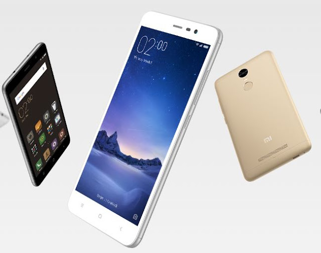 new mi phones, new Xiaomi Redmi Note 3, new mi smartphones 2016
