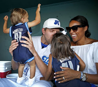 Dirk Nowitzki And His Family