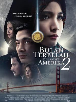 Download Film Bulan Terbelah Di Langit Amerika2 (2017) WEBDL